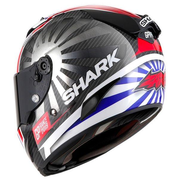 Shark Race-R Pro Carbon Replica Zarco GP France 2019 DUR