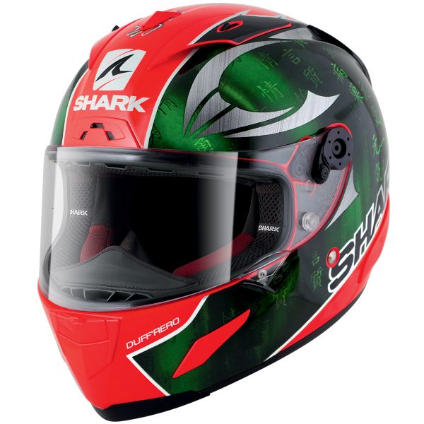 Casque Integral Shark Race-R Pro Replica Sykes RGU
