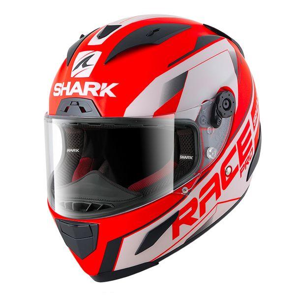 Casque Integral Shark Race-R Pro Sauer Mat RKW