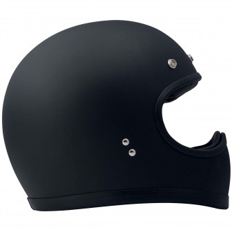 Casque Integral Dmd Racer Matt Black