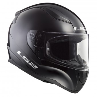 Casque Integral LS2 Rapid Solid Black FF353