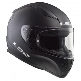 Casque Integral LS2 Rapid Solid Matt Black FF353