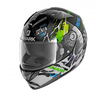 Casque Integral Shark Ridill 1.2 Drift-R KGB