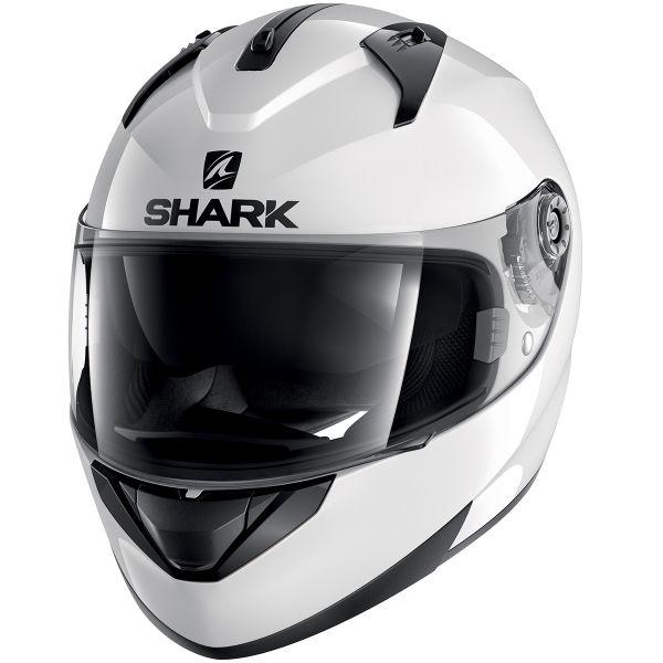 Casque Integral Shark Ridill Blank WHU