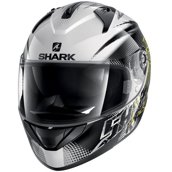 Casque moto integral shark