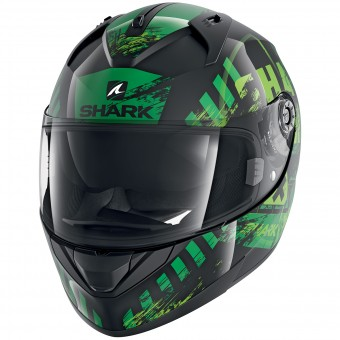 Casque Integral Shark Ridill Skyd KGG
