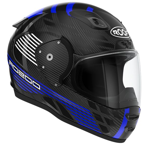 Roof RO200 Carbon Speeder Black Blue