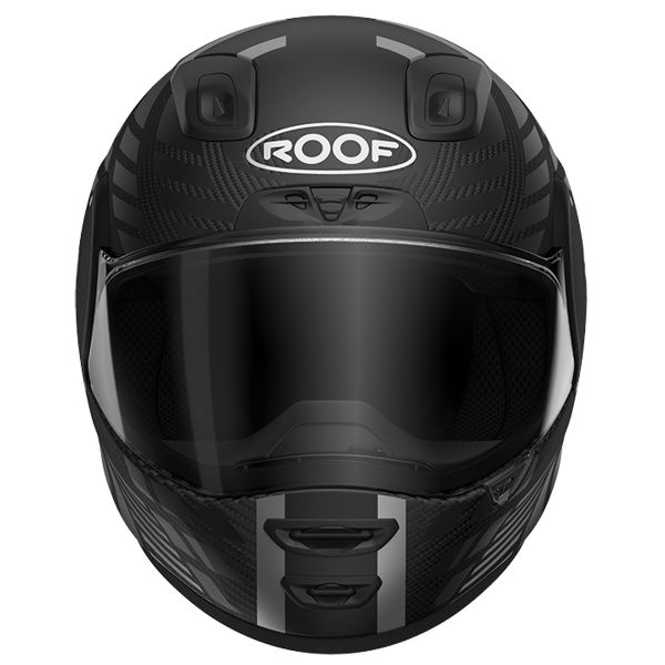 Roof RO200 Carbon Speeder Matt Black Steel