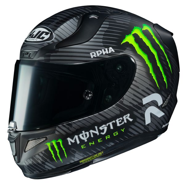 Casque Integral HJC RPHA 11 JF Monster 94 Special MC5SF
