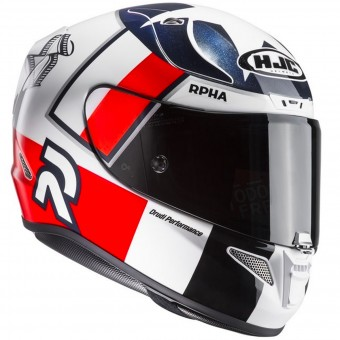 Casque Integral HJC RPHA 11 Ben Spies MC1