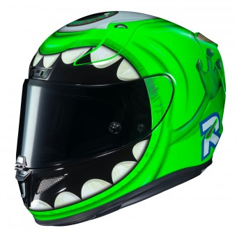 Casque Integral HJC RPHA 11 Disney Mike Wazowski MC4