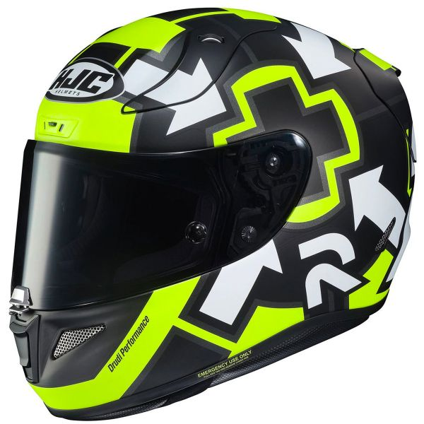 Casque Integral HJC RPHA 11 Iannone Replica MC4HSF