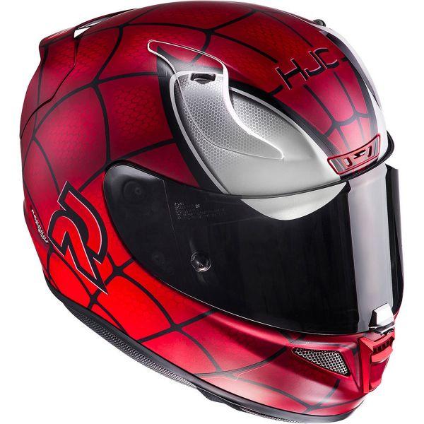 casque hjc rpha 11 marvel spiderman mc1sf au meilleur prix. Black Bedroom Furniture Sets. Home Design Ideas