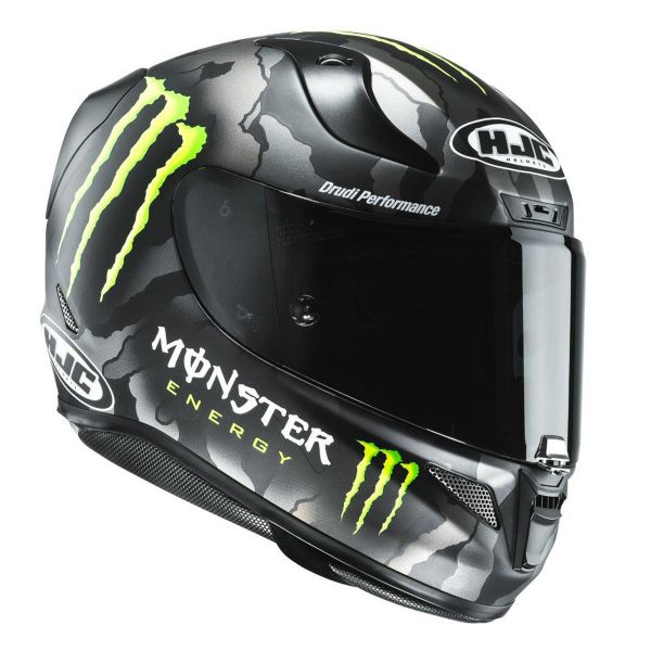 Casque Integral HJC RPHA 11 Monster Military Camo Black MC5CF