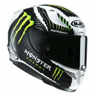 Casque Integral HJC RPHA 11 Monster Military White Sand MC4