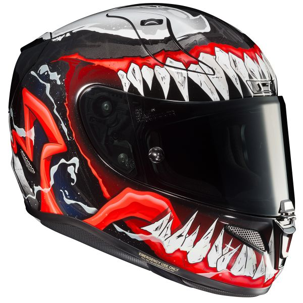 Casque Integral HJC RPHA 11 Venom II Marvel MC1