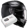 Pack RPHA 70 Black + Kit Bluetooth Sena SMH5