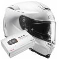 Pack RPHA 70 White + Kit Bluetooth Sena SMH5