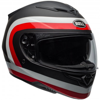 Casque Integral Bell RS-2 Crave Black White Red