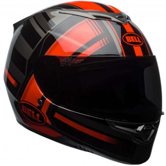 Casque Integral Bell RS-2 Tactical Red Black Titanium