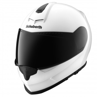 Casque Integral Schuberth S2 Sport Glossy White
