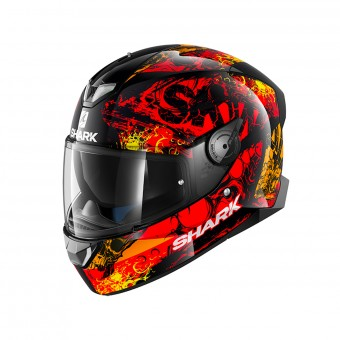 Casque Integral Shark Skwal 2 Nuk Hem KRO