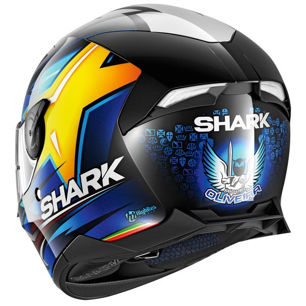 Shark Skwal 2.2 Oliveira KBY