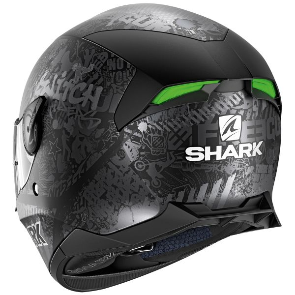 Shark Skwal 2.2 Switch Riders 2 Mat KAS