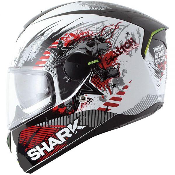 Casque moto homme shark