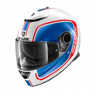 Casque Integral Shark Spartan 1.2 Priona WBR