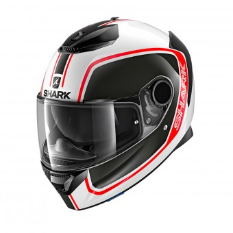 Casque Integral Shark Spartan 1.2 Priona WKR