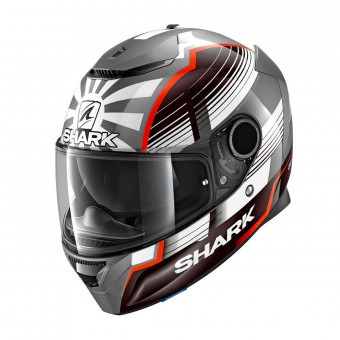 Casque Integral Shark Spartan 1.2 Replica Zarco Malaysian GP AWR