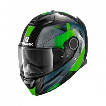 Casque Integral Shark Spartan Carbon 1.2 Kitari DGA