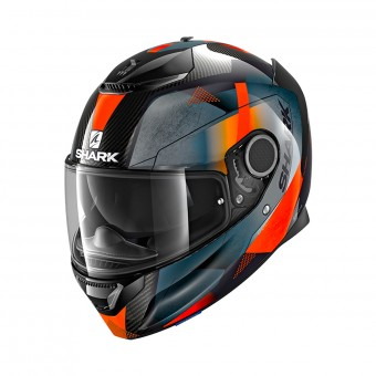 Casque Integral Shark Spartan Carbon 1.2 Kitari DOA