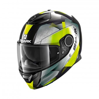 Casque Integral Shark Spartan Carbon 1.2 Kitari DYW