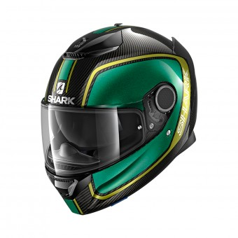Casque Integral Shark Spartan Carbon 1.2 Priona DGQ