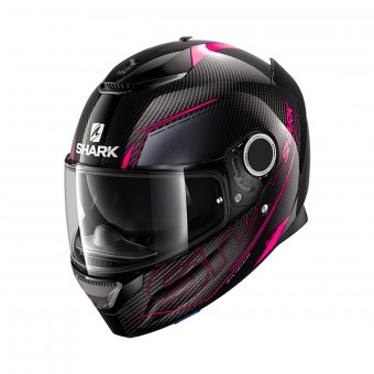 Casque Integral Shark Spartan Carbon 1.2 Silicium DVA