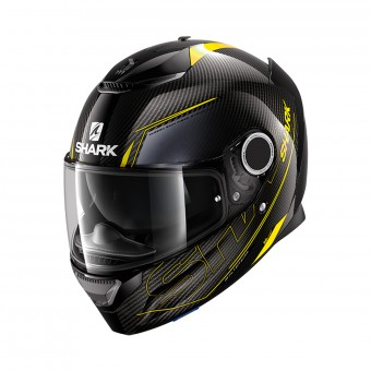 Casque Integral Shark Spartan Carbon 1.2 Silicium DYA