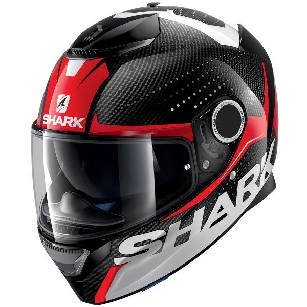Casque Integral Shark Spartan Carbon Cliff DRW