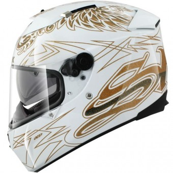 Casque Integral Shark Speed-R Max Vision Emblem WQX