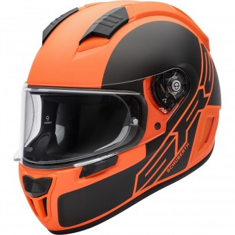 Casque Integral Schuberth SR2 Traction Orange