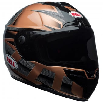 Casque Integral Bell Srt Predator Copper Black