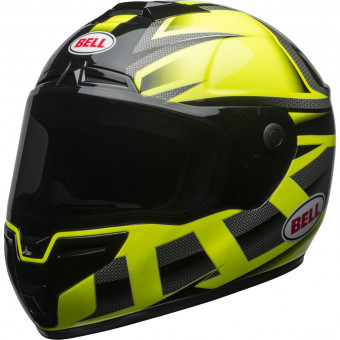 Casque Integral Bell Srt Predator Hi Viz Green Black
