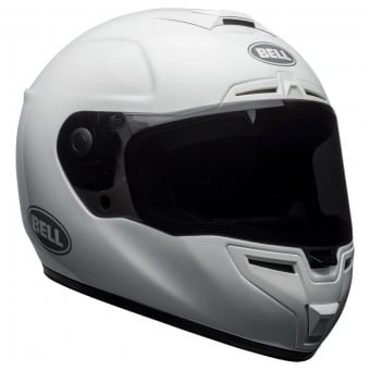 Casque Integral Bell Srt Solid White