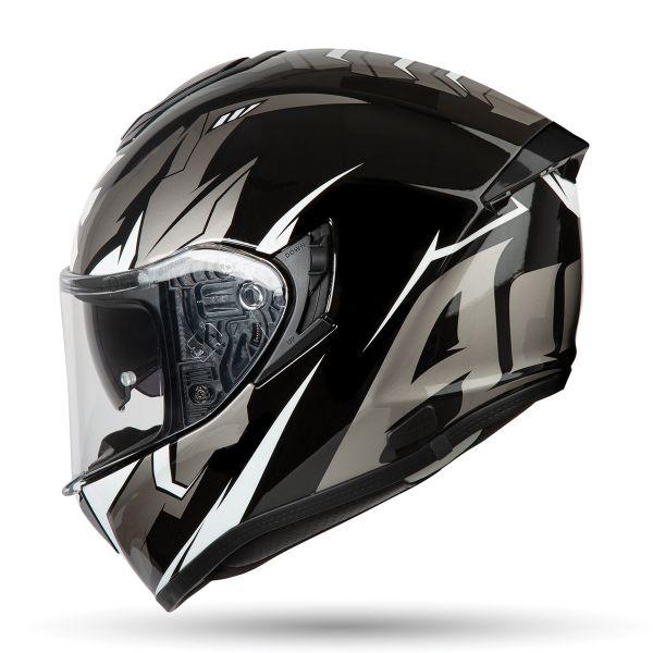Airoh ST 501 Bionic Chrome Blanc