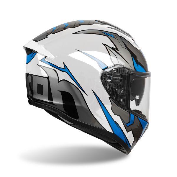 Airoh ST 501 Bionic Chrome Bleu