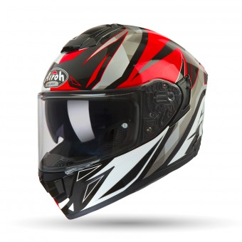Casque Integral Airoh ST 501 Thunder Rouge