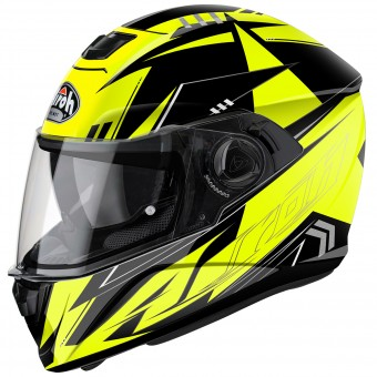 Casque Integral Airoh Storm Battle Yellow