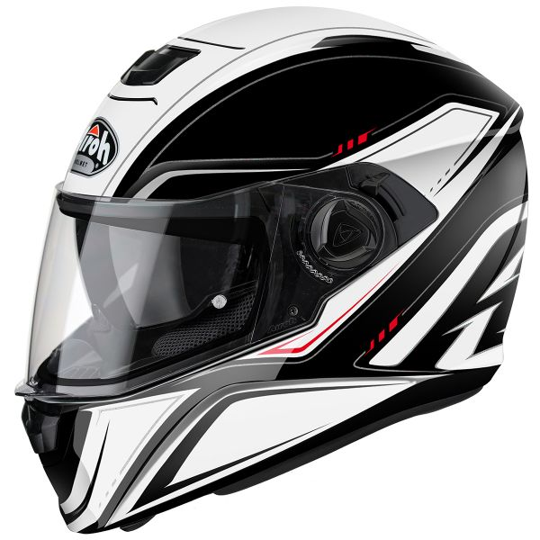 Casque Integral Airoh Storm Sprinter White