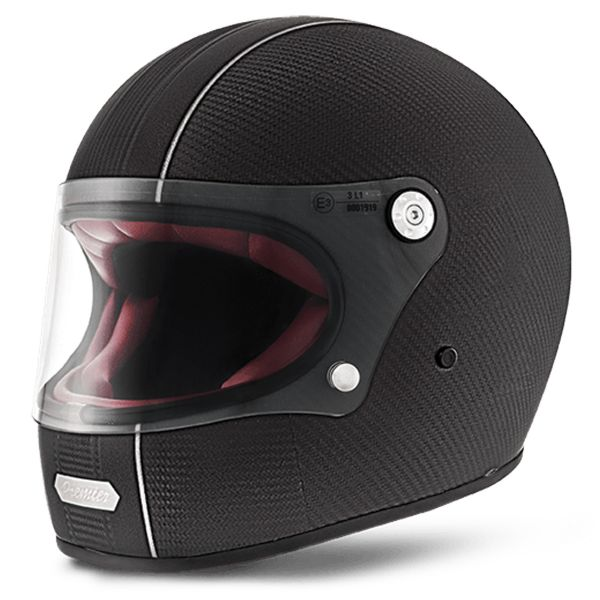 Casque Integral Premier Trophy Carbon T9BM